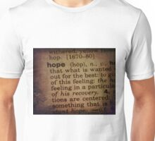 Finding Meaning Hope Unisex T-Shirt
