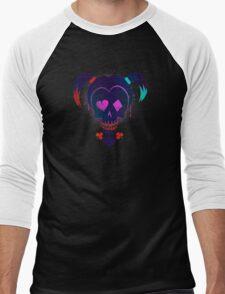 Harley Quinn Suicide Squad Men's Baseball ¾ T-Shirt