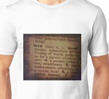 Finding Meaning Love Unisex T-Shirt