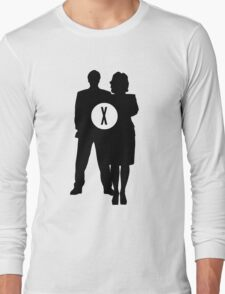 Skully and Mulder Long Sleeve T-Shirt