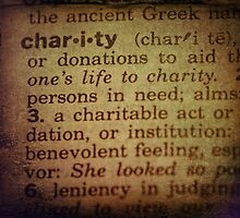 Finding Meaning Charity by JoeGeraci