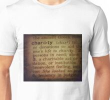 Finding Meaning Charity Unisex T-Shirt