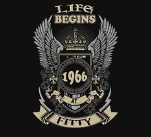 Life begins at fifty T-Shirt