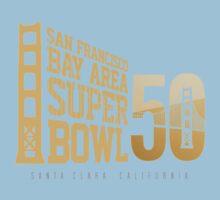 Super Bowl 50 III Kids Tee