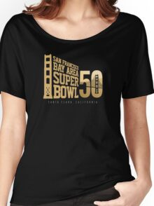 Super Bowl 50 III Women's Relaxed Fit T-Shirt