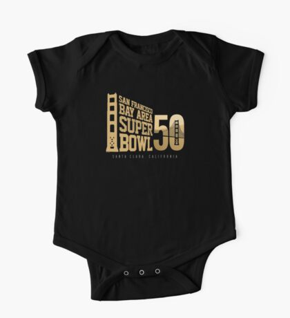 Super Bowl 50 III One Piece - Short Sleeve