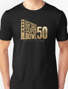 Super Bowl 50 III Unisex T-Shirt