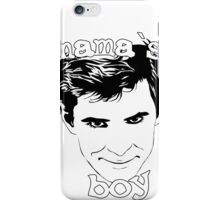 Mama's Boy iPhone Case/Skin