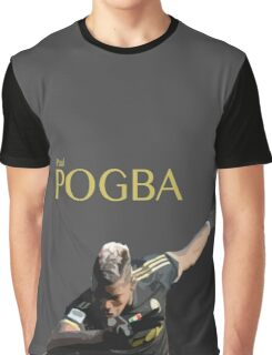 Paul Pogba Graphic T-Shirt