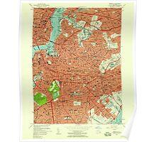 New York NY Brooklyn 123128 1956 24000 Poster
