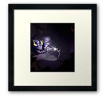 demon lair Framed Print