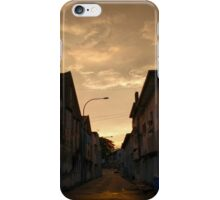 Sunset Alley iPhone Case/Skin