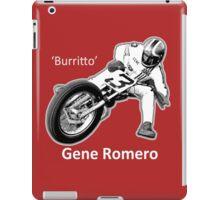 Gene Romero iPad Case/Skin