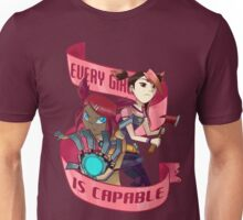 Every Girl is Capable Unisex T-Shirt