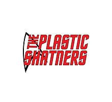 Plastic Shatners Red Logo by plasticshatners
