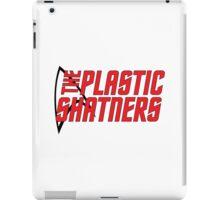 Plastic Shatners Red Logo iPad Case/Skin