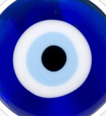 evil eye Sticker