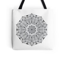 Color your own - Mandala Tote Bag
