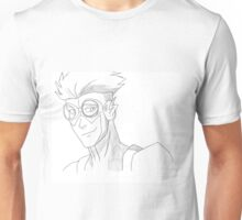 Kid Flash sketch Unisex T-Shirt