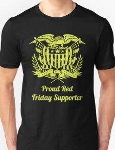 Proud Red Friday Supporter T-Shirt