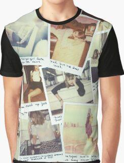 polaroids Graphic T-Shirt