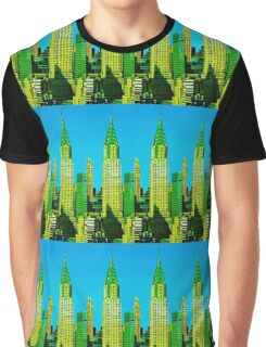 HDR Chrysler  Graphic T-Shirt