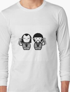 Pulpy Fiction Long Sleeve T-Shirt