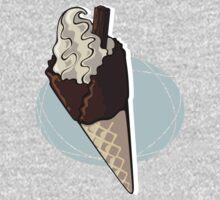 99p ice cream One Piece - Long Sleeve