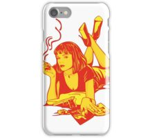 Pulp Girl iPhone Case/Skin