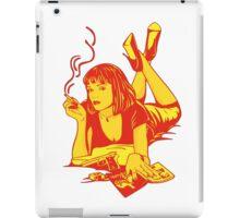 Pulp Girl iPad Case/Skin