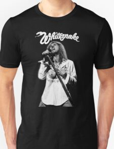 Whitesnake David Coverdale Deep Purple Rainbow T-Shirt