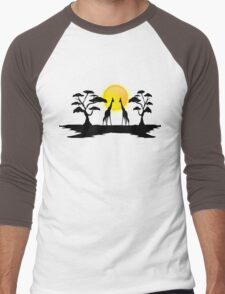One and One Men's Baseball ¾ T-Shirt