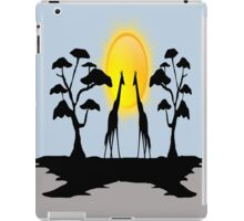 One and One iPad Case/Skin