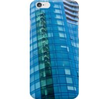 Architecture - Urban Lines and Reflections - San Francisco iPhone Case/Skin