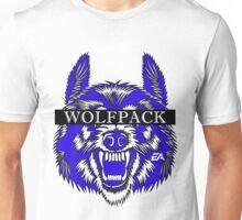 WOLFPACK ATTACK (WHITE) PHII BETA SIGMA - EA Unisex T-Shirt