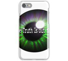 The X Files: Truth iPhone Case/Skin