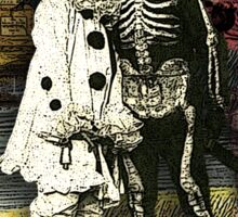 Mister Bones -- from The Zirkus Magi Sticker