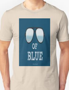 Shade's Of Blue Unisex T-Shirt