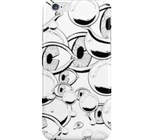 Eyes & Bubbles iPhone Case/Skin