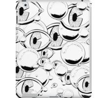 Eyes & Bubbles iPad Case/Skin