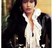 Selena Quintanilla by popcultur3