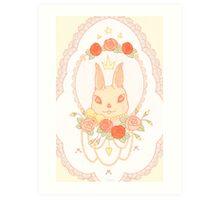 cute bouquet Art Print