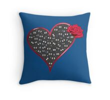 I Love Soot Sprites Throw Pillow