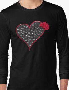 I Love Soot Sprites Long Sleeve T-Shirt