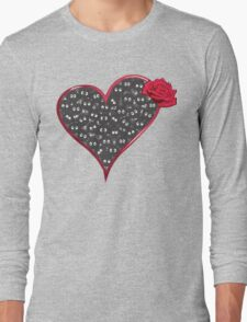 I Love Soot Sprites Long Sleeve T-Shirt