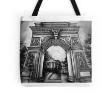 Washington Square Park Arch Tote Bag