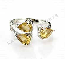 Wholesale Gemstones ring,  Wholesale Silver Jewelry RER90 by Rocknarendra