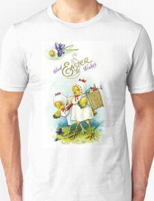 Glad Easter Wishes Unisex T-Shirt