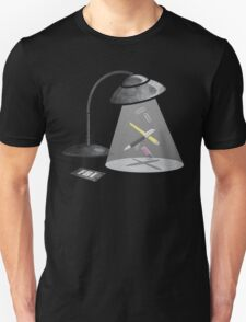 Desktop Abduction Unisex T-Shirt