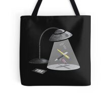 Desktop Abduction Tote Bag